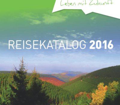 Reisekatalog 2016 der Diakonischen Stiftung Ummeln