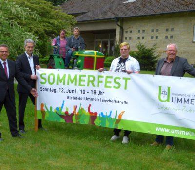 Bild Jubiläums-Sommerfest am 12. Juni
