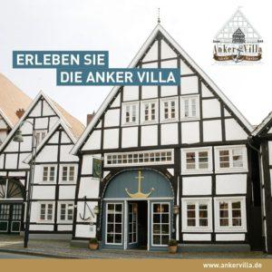 Titelblatt Tagungsflyer Anker Villa