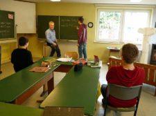 Unterricht Hans-Zulliger-Schule