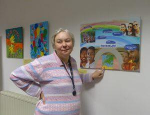 Begegnungen von Einheimischen und Menschen, die auf der Flucht vor Krieg, Not und Verfolgung nach Deutschland gekommen sind, wünscht sich Renate Langhardt.