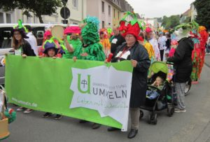 Stiftung beim Carnival der Kulturen dabei
