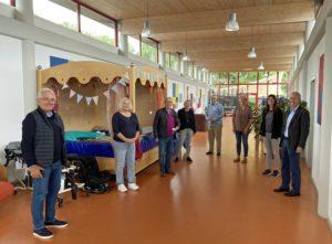 Spendenübergabe Rietberg 2021